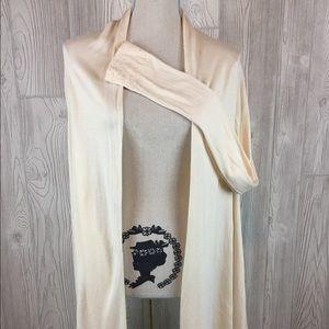 BCBG Maxazaria Silk Blend Open Cardigan Size XS/S